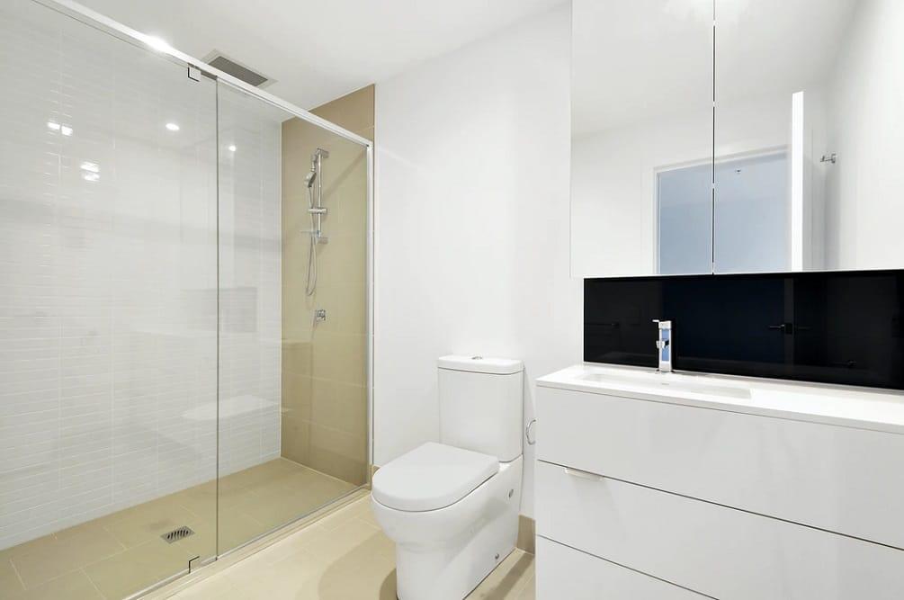 salle d'eau et douche italienne